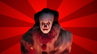 PENNYWISE THE DANCING CLOWN - 'IT' Gets Lit