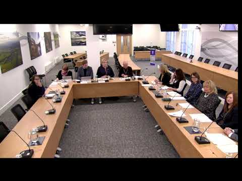 Executive Sub-Committee Lifelong Learning, Perth & Kinross Council - 29 October 2018