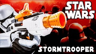 Nerf StarWars Stormtrooper Blaster [deutsch/german]