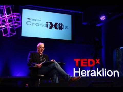 Decrypting the Phaistos Disk: Gareth Owens at TEDxHeraklion