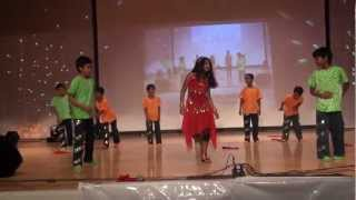 KCS Summer Dreams 2012 - Oru Vallam Ponnum Poovum dance