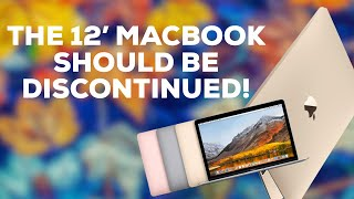 The 12INCH MacBook Should be Discontinued