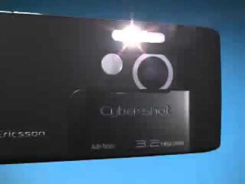 Sony Ericsson K800 Commercial