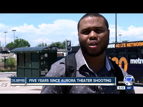 Residents: City of Aurora closer 5 years after Aurora theater shooting