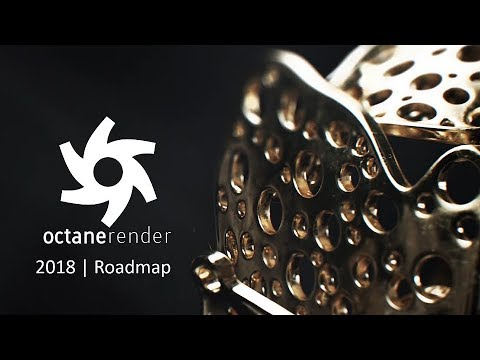 Otoy previews OctaneRender 2018 1's Vectron and Spectron