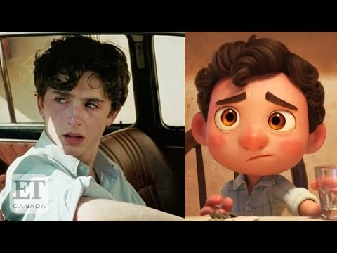 Director Of Pixar's 'Luca' Rejects Comparisons To 'Call Me By Your Name'