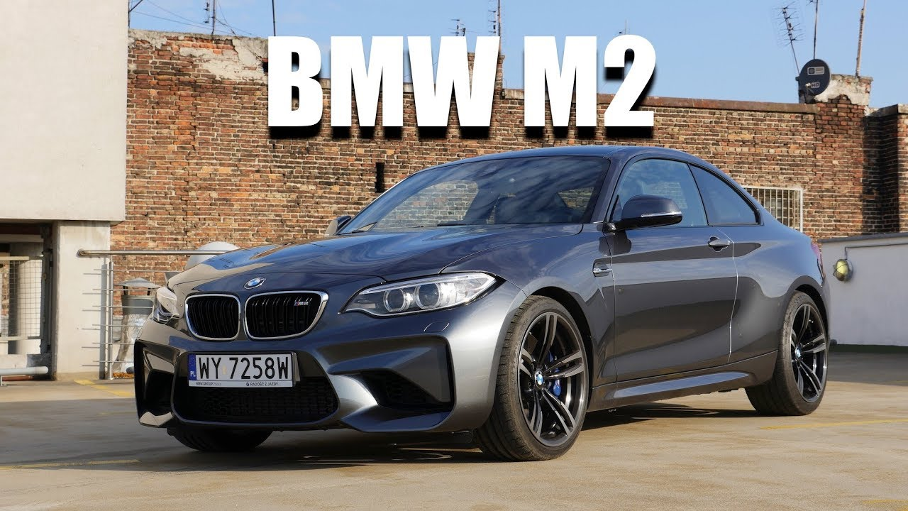BMW M2 (ENG) – Test Drive and Review