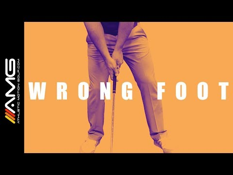 Where Should Your Weight Be To Start The Swing?