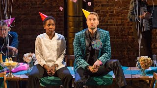 Twelfth Night Act 2 Sc 4 | When you're in love with your best friend | National Theatre at Home