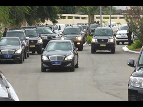 Arrivée du Secrétaire Général de l'ONA a Belgograd Hqdefault