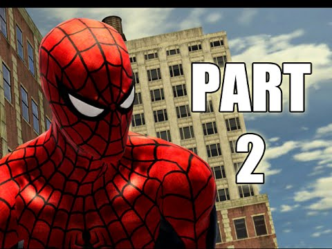 SPIDER-MAN: WEB OF SHADOWS - EPISODE 2 - BASH SOME GOONS!