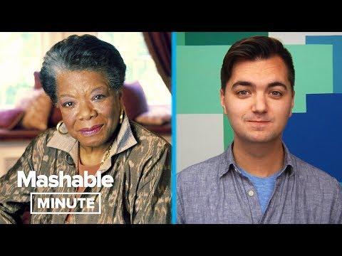 Why Maya Angelou Was Amazing