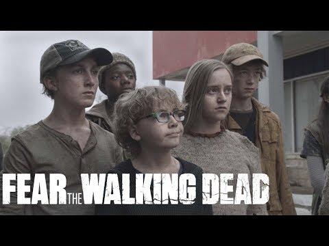 Opening Minutes Of Season 5, Episode 6 | Fear The Walking Dead