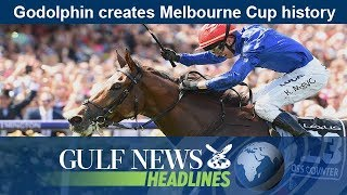 Godolphin creates Melbourne Cup history - GN Headlines