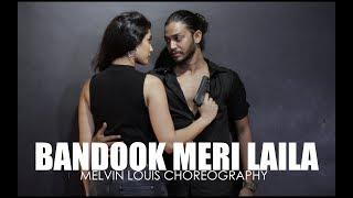 Bandook Meri Laila | Melvin Louis ft. Deepti Sati | A Gentleman - SSR | Sidharth | Jacqueline