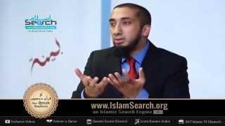 Allah Qareeb hai aur Hamari Dua har waqt sunta hai - Nouman Ali Khan in Urdu
