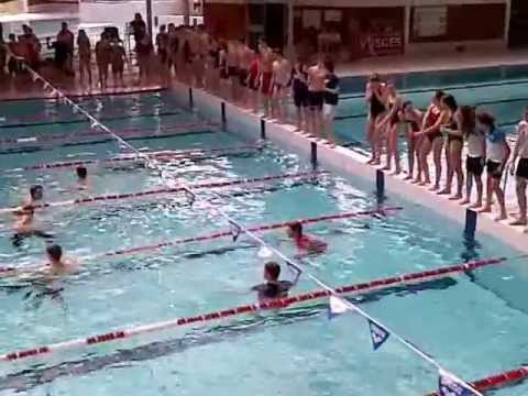 Gangnam style piscine olympique epinal youtube for Piscine olympique
