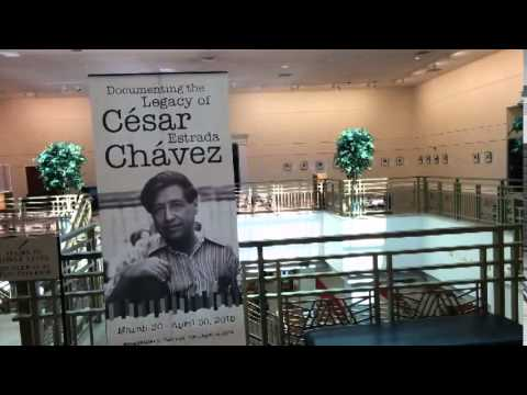 Fort Worth Cesar Chavez Photo Exhibition