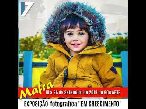 """Exposição fotográfica """"em crescimento"""""""