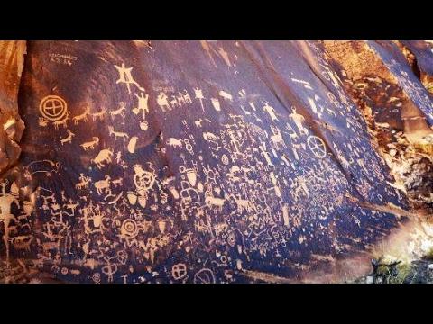 Moses in Exodus | Four Corners Petroglyphs