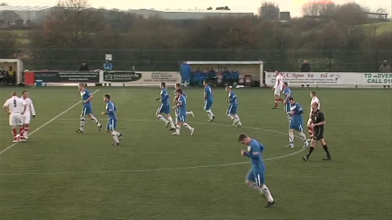 Woodley Sports Fc 2 1 Durham City Afc Highlights 17 12 11 Youtube