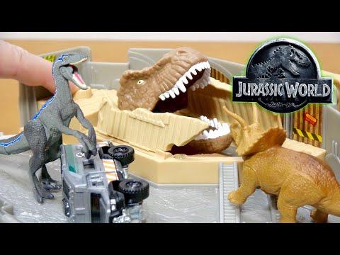 ジュラシックワールド 炎の王国 恐竜