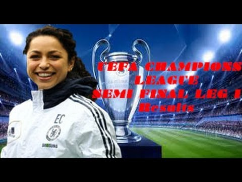 UEFA Champions League 2013/2014 | Semi Finals 1st Leg Highlights