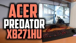 Acer Predator XB271HU Review   Is This 144Hz Monitor Worth It?