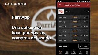 Una aplicación tucumana hace por vos las compras del asado