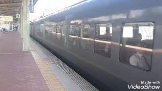 増結8両 787系BM14改 特急かもめ14号博多行 長崎本線佐賀駅発車