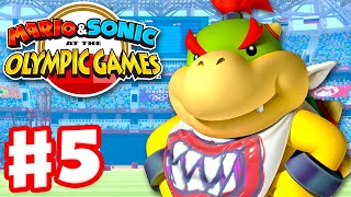Mario & Sonic at the Olympic Games Tokyo 2020 - Gameplay Walkthrough Part 5 - Story Mode!