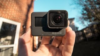 The NEW GoPro HERO 5!!!! (Footage and Review)