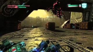 Transformers: Fall of Cybertron multiplayer gameplay