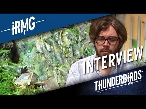 Thunderbirds Are Go| Interview - David Scott on 3 News