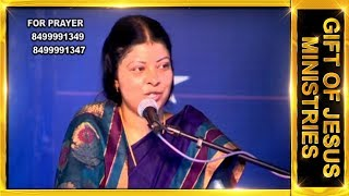 Dr.Preetha Judson  Telugu Message - Second SaturDay 14-5-2016