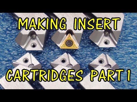 MAKING INSERT CARTRIDGES PT1