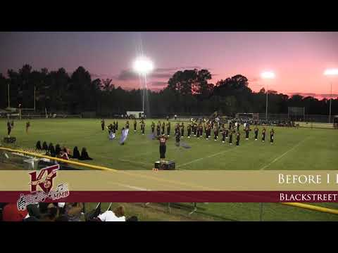 King's Fork Mighty Marching Bulldogs @ Greensville County High School 9.21.19