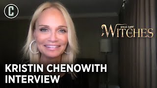 The Witches: Kristin Chenoweth Shares Her Take on the Film's Surprising Ending