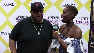Legendary Fred Hammond On Essence Fest And New Music With Snoop Dogg