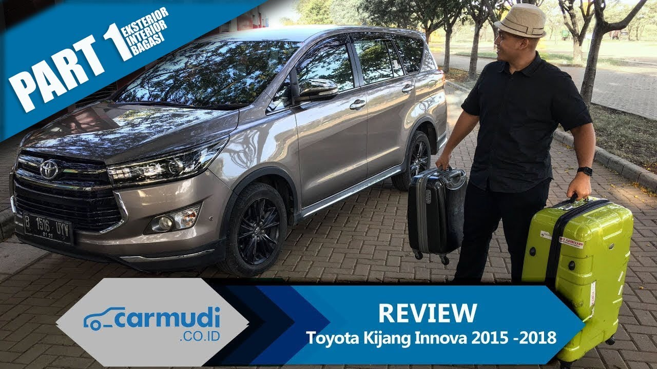 Pajak Tahunan All New Kijang Innova Grand Avanza 1.3 E Std A/t Review Toyota 2015 2018 Legenda Part 1 Dari 2