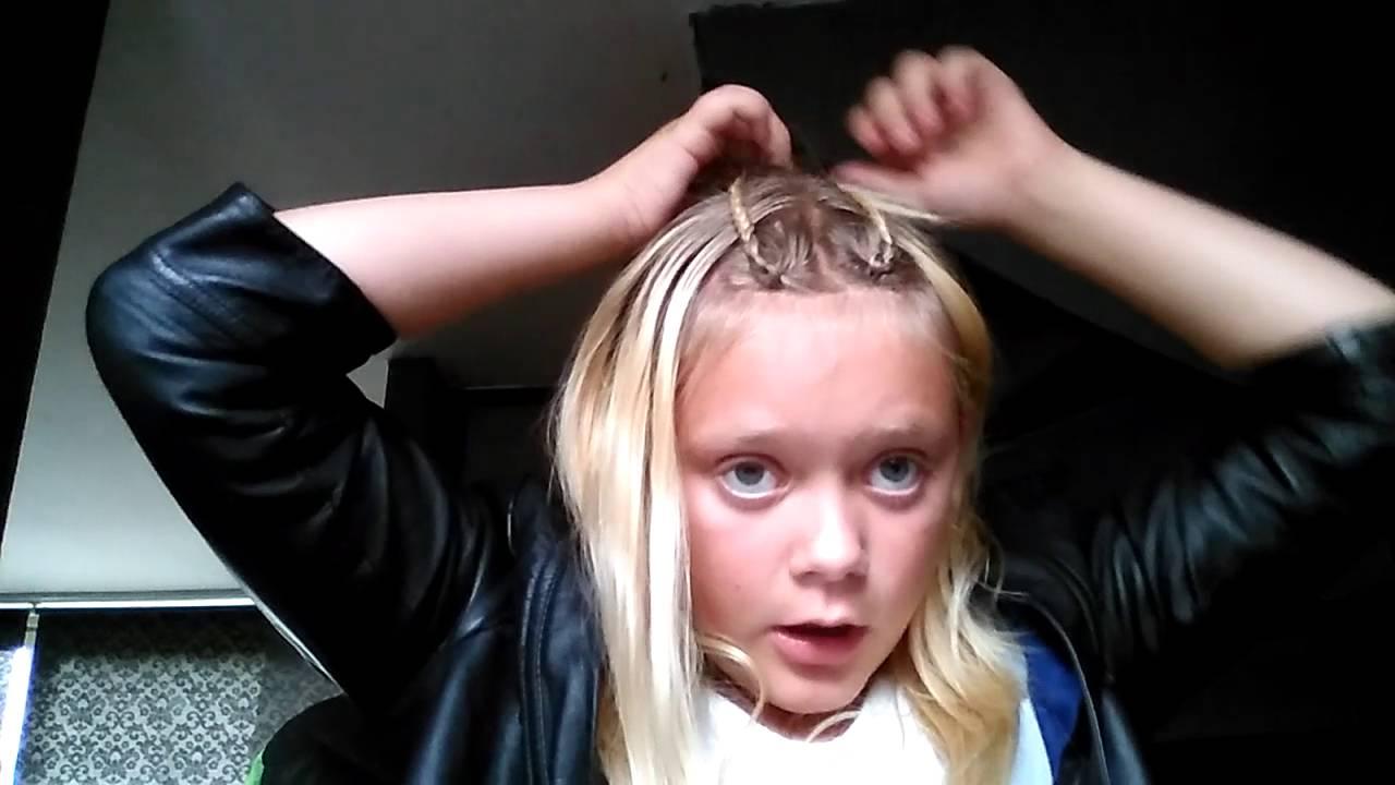 Welp Haar mooi maken - YouTube AS-94