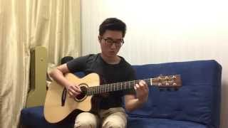 (Sungha Jung) Riding a Bicycle - Steve Lee