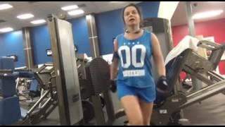 Tar3an Private Gym  лето 2016  Худеем вместе Спортивное питание Тренажёрный зал Наташа Королева
