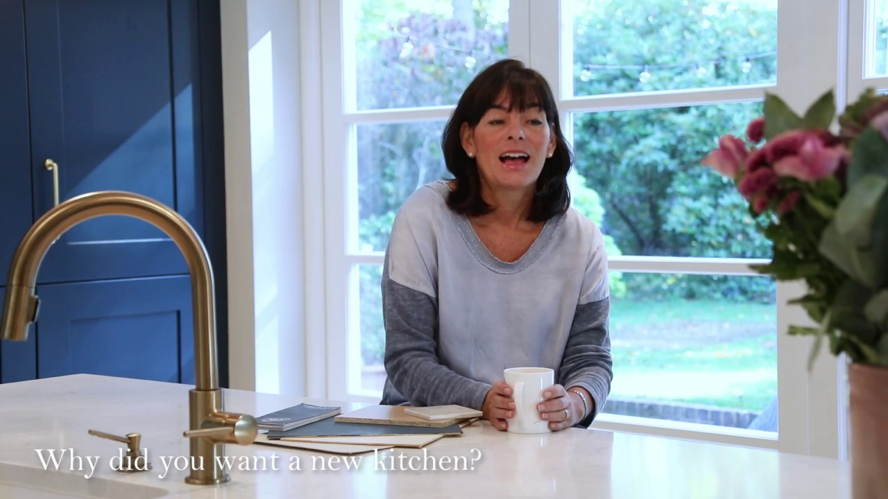 Real Customer Kitchens Video Review – Gisela From Surrey - YouTube