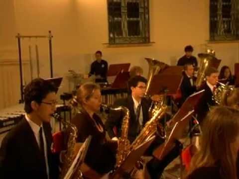 Stanford Wind Ensemble 2011 Italy Tour - Favignana