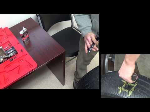TR 210XS Emergency Tire Repair Kit