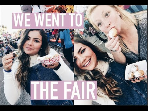 WE WENT TO THE FAIR