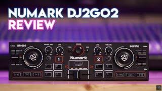 Numark DJ2GO2 Serato Controller Review - Best Beginner Controller?
