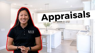 Appraisal Process - Selling Your House #movemetotx