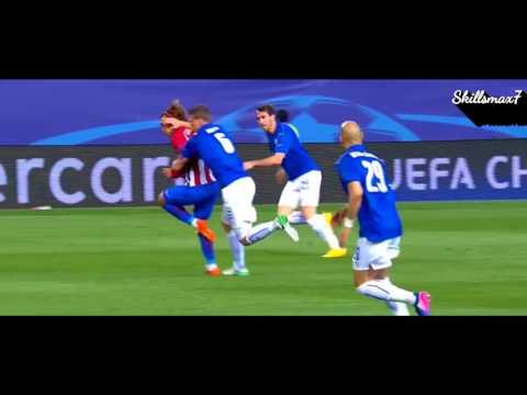 Antoine griezmann- Skills 2016-2017|Mi...